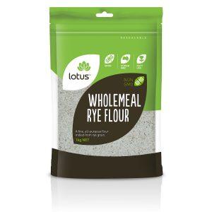 Rye Flour Wholemeal