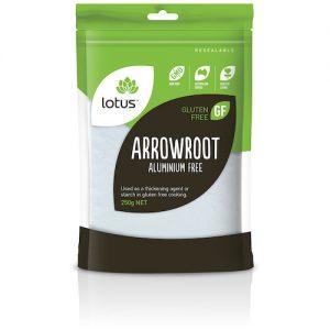 Arrowroot (Aluminium Free)