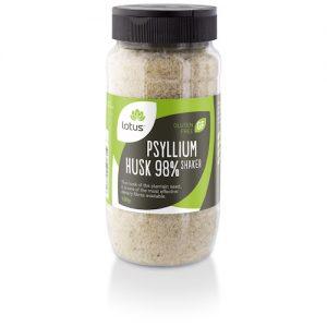 Psyllium Husks 98% (Shaker)