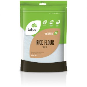 Rice Flour White Organic