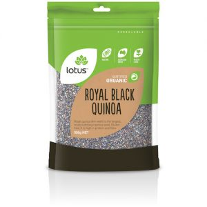 Quinoa Grain Black Organic