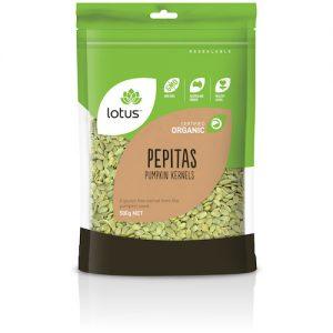 Pumpkin Kernels (Pepitas) Organic