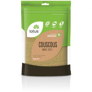 Couscous Whole Spelt Organic