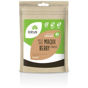 Maqui Berry Freeze Dried Organic
