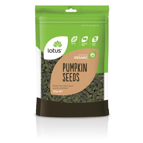 Pumpkin Seeds Austrian Organic