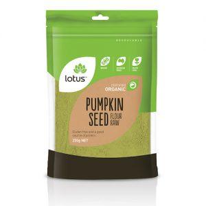 Pumpkin Seed Flour Raw Austrian Organic