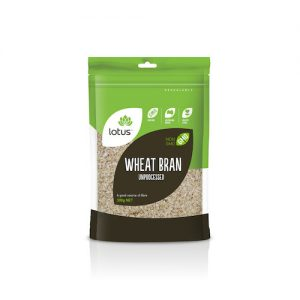 Wheat Bran Unprocessed