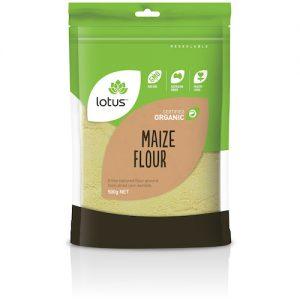 Maize Flour Organic