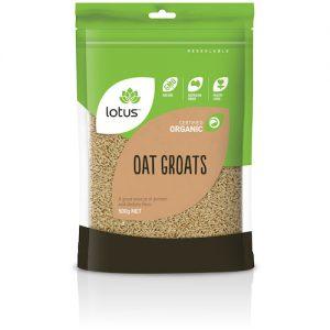 Oat Groats Organic