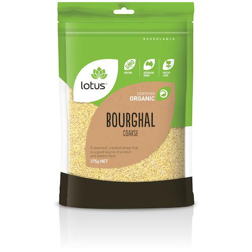 Bourghal Coarse Organic