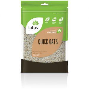 Oats Quick Organic