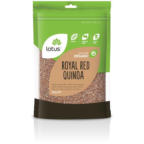 Quinoa Grain Red Organic