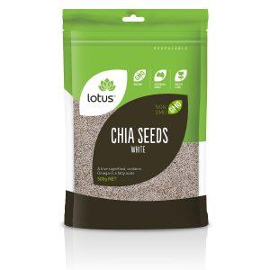 Chia Seeds White