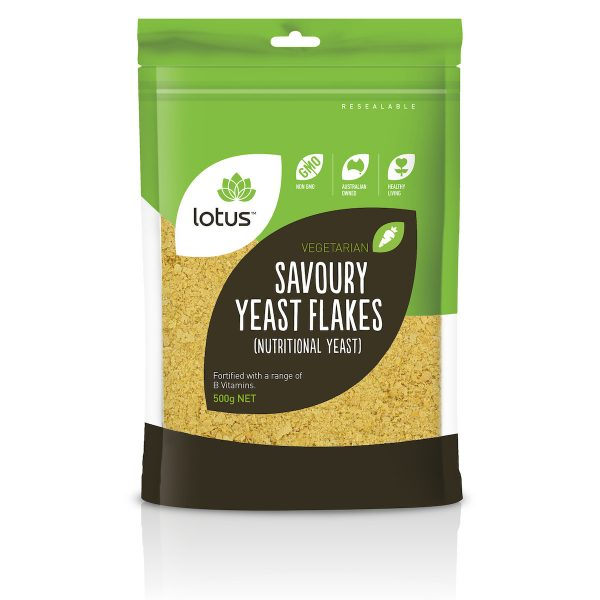 Yeast Flakes Savoury