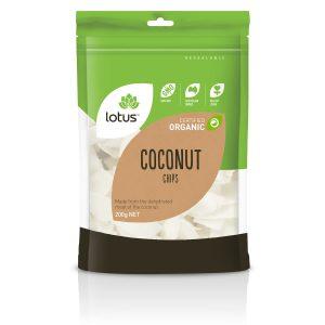 Coconut Chips Organic