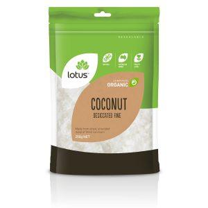 Coconut Desiccated Fine Organic