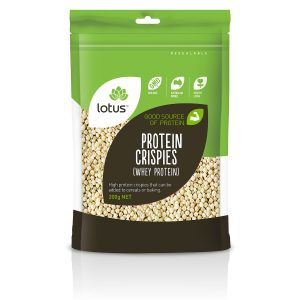 Crispies Whey Protein