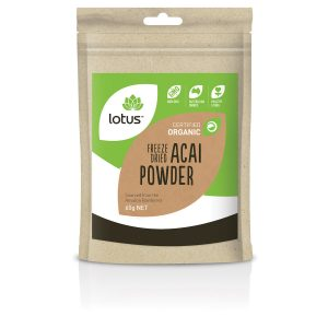 Acai Powder Freeze Dried Organic