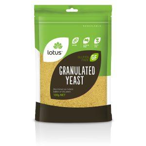 Yeast Granulated