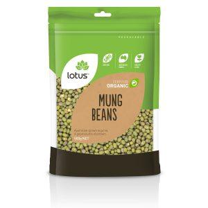 Beans Mung Organic