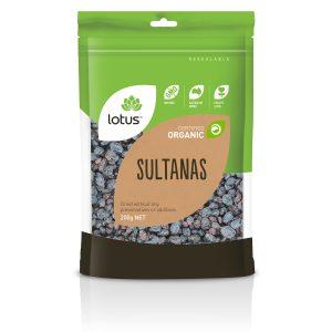 Sultanas Organic