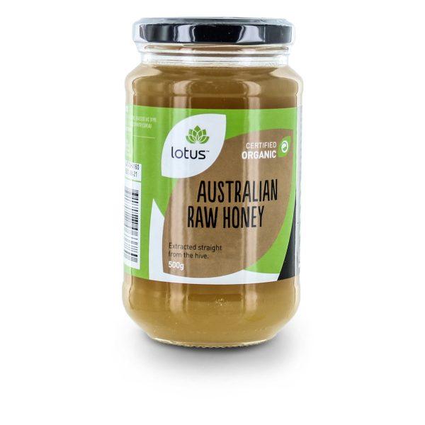 Honey Raw Organic