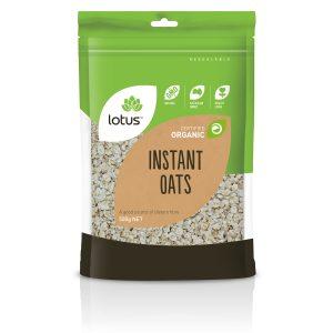Oats Instant Organic