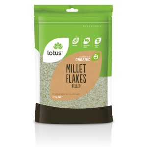 Millet Flakes Rolled Organic